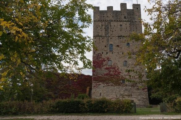 Cammino di Dante - Castello di Porciano