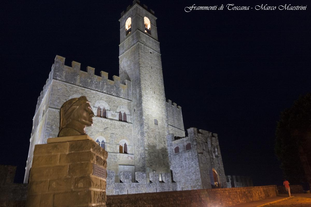 Cammino di Dante - Castello di Poppi