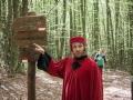 Cammino di Dante - Il bivio