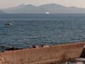 Piombino - Porticciolo di Marina con vista Isola D'elba