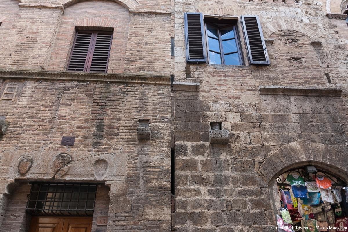 San Gimignano - Edifici