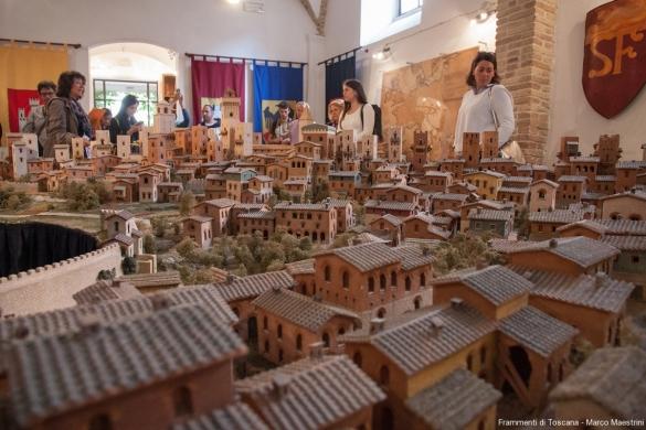 Museo di San Gimignano 1300