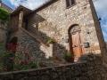 San Gimignano - Scorcio Casa