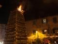 Fiaccole di Abbadia San Salvatore