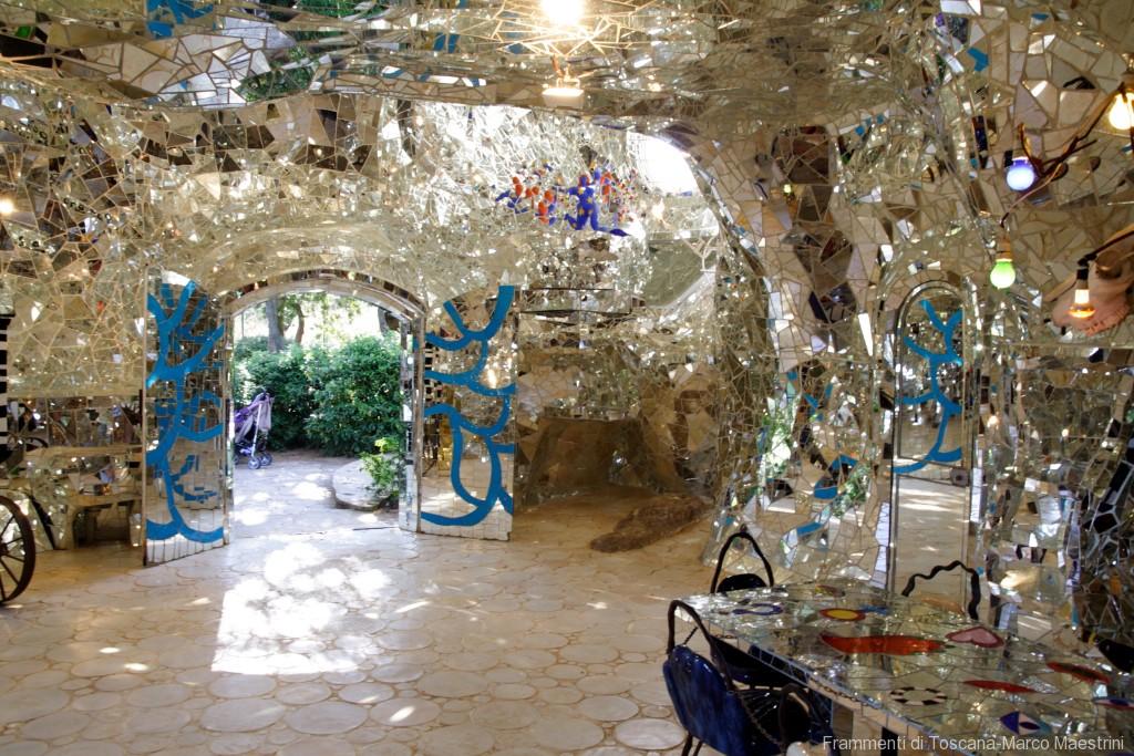 Giardino dei Tarocchi - Capalbio