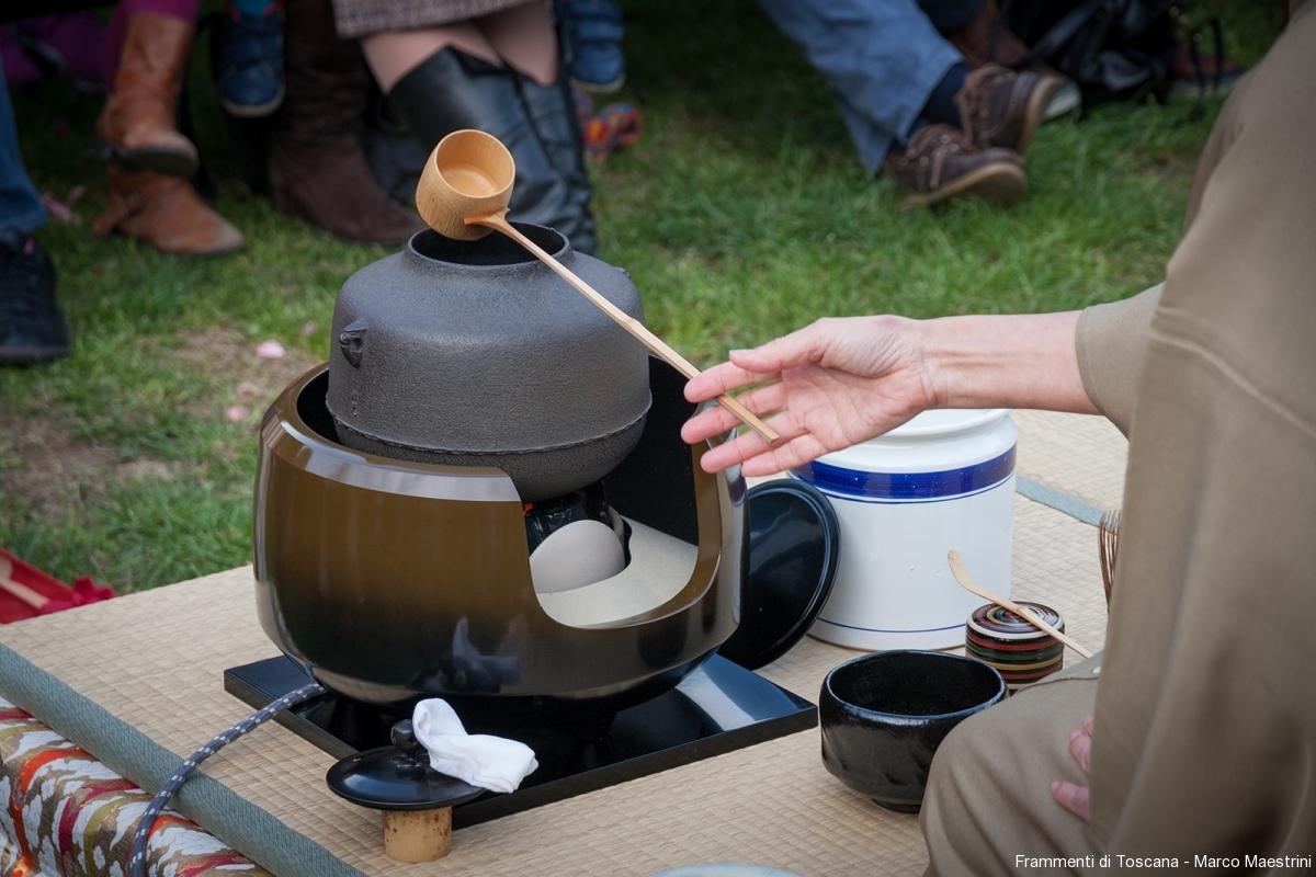 Rito del tè giapponese