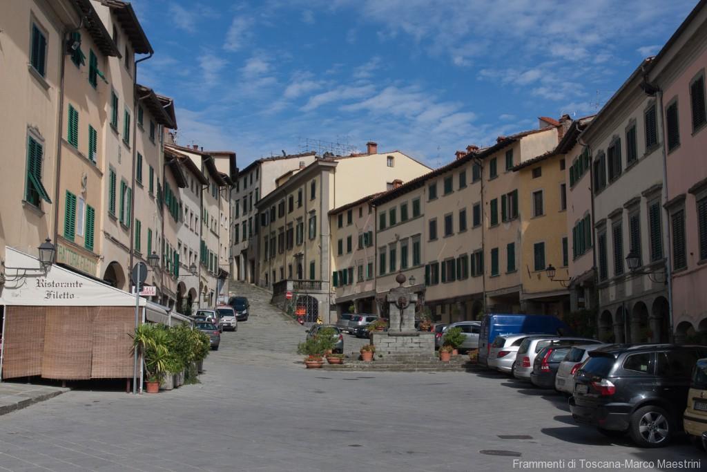 Piazza Tanucci - Stia