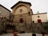 Radda in Chianti, la chiesa