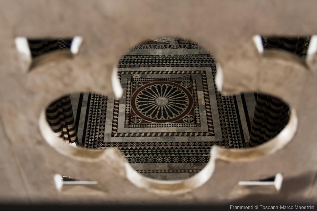 Cielo del Duomo di Siena