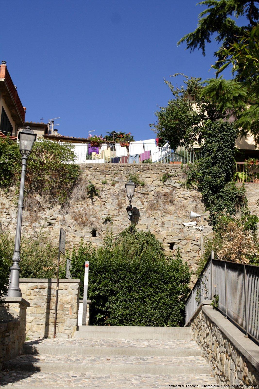Cortona - Mura