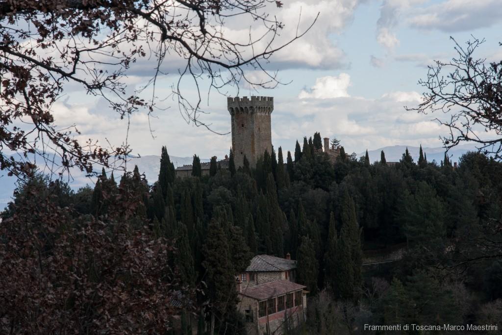Castello medievale di Gargonza