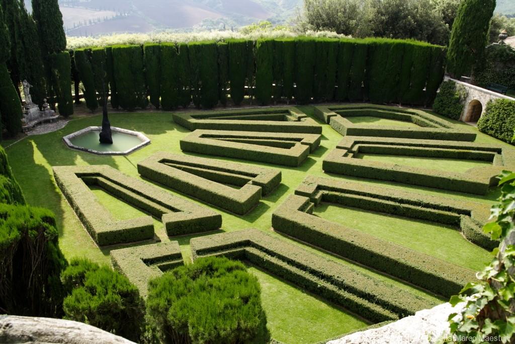Villa La Foce In Val D Orcia