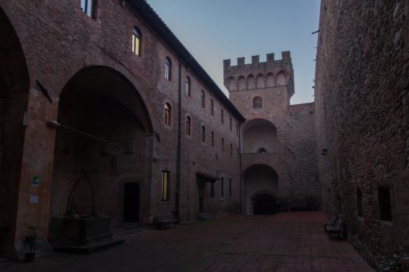 Interno del Palazzo dei Vicari - Scarperia