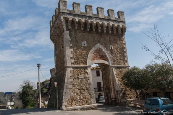 Pereta - Porta