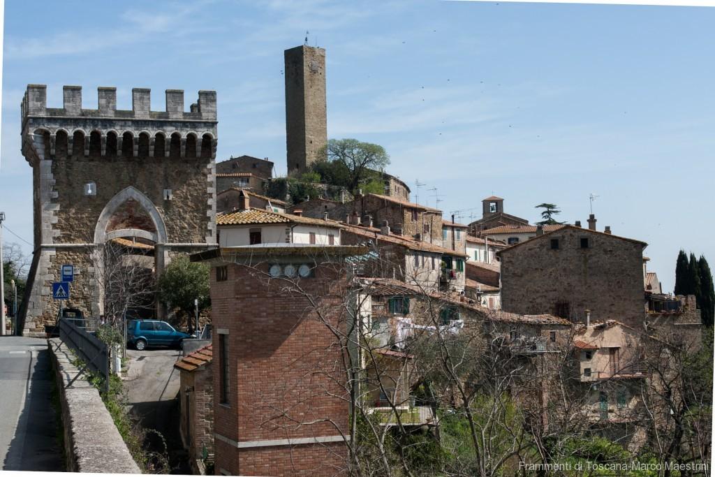 Pereta - Foto del borgo