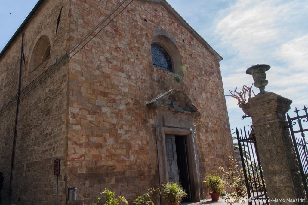 Pereta - Chiesa