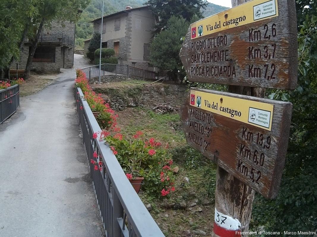 Via del Castagno