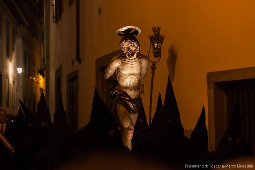 Processione Castiglion Fiorentino