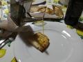 Bruschetta con olio nuovo