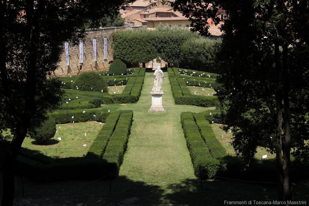 San Quirico d'Orcia - Horti Leonini