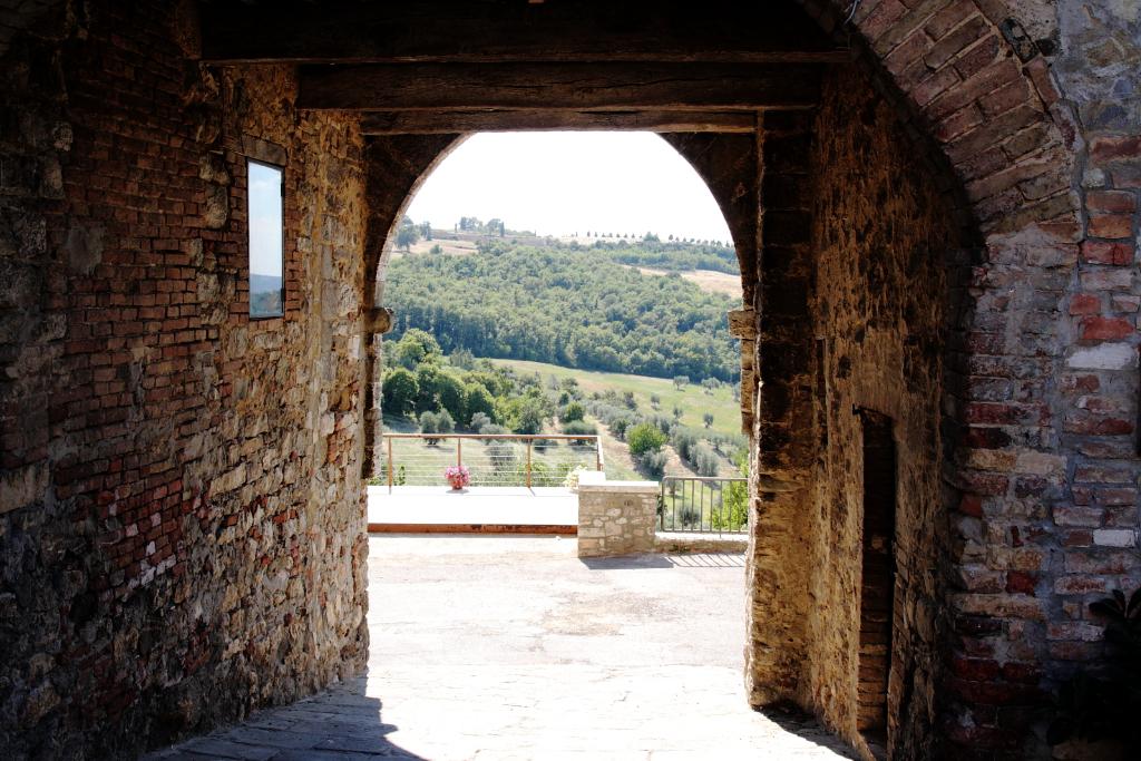 Castiglione d\'Orcia