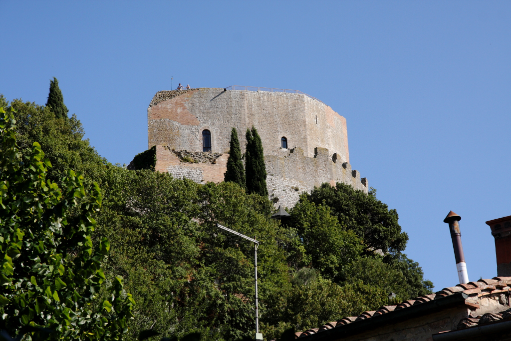 Rocca d\'Orcia