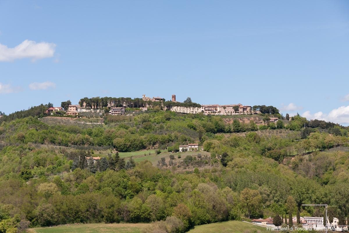 Citerna - vista da Monterchi
