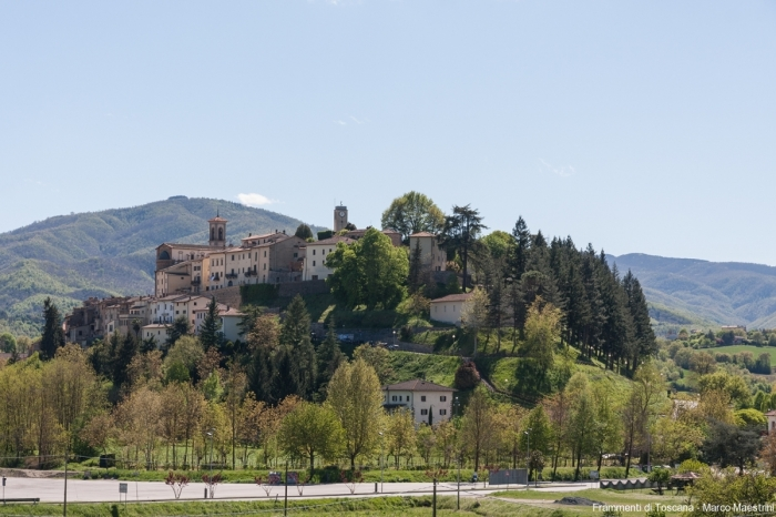 Monterchi - Panorama