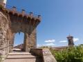 Monterchi - vista panorama